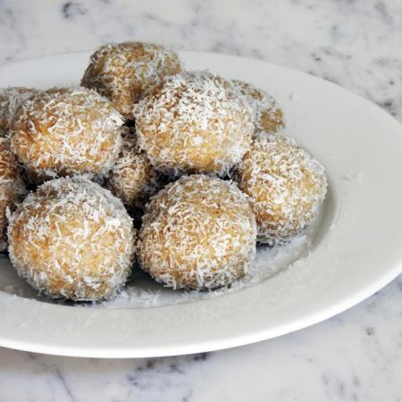 Coco Loco Protein Bliss Balls